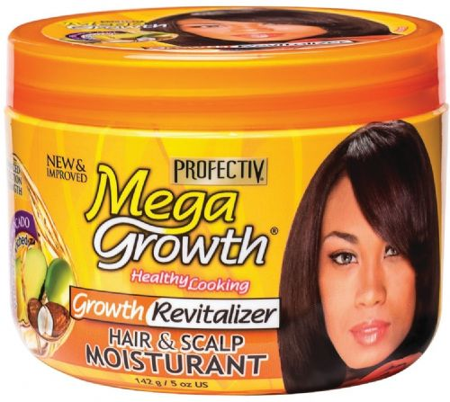 Mega Growth Hair & Scalp Revitalizer Moisturant 142g